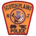Scotch Plains Police Department, New Jersey