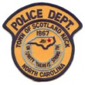 Scotland Neck Police Department, North Carolina