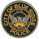 Blue Ridge Police Department, Georgia