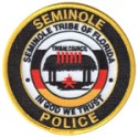 Seminole Police Department, Tribal Police