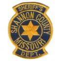 Shannon County Sheriff's Department, Missouri