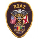 Boaz Police Department, Alabama