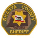 Shasta County Sheriff's Department, California