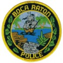 Boca Raton Police Department, Florida