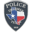 Sherman Police Department, Texas