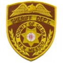 Sierra County Sheriff's Department, New Mexico