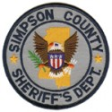 Simpson County Sheriff's Department, Mississippi