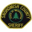 Snohomish County Sheriff's Office, Washington