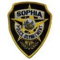 Sophia Police Department, West Virginia
