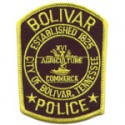 Bolivar Police Department, Tennessee