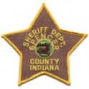 Spencer County Sheriff's Department, Indiana