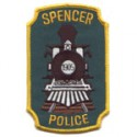 Spencer Police Department, North Carolina