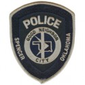 Spencer Police Department, Oklahoma