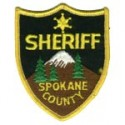 Spokane County Sheriff's Department, Washington
