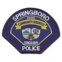 Springboro Police Department, Ohio