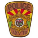 Springerville Police Department, Arizona