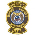 Boone County Sheriff's Department, Missouri