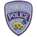 Springville Police Department, Utah