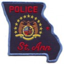 St. Ann Police Department, Missouri