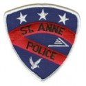 St. Anne Police Department, Illinois