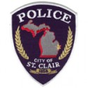 St. Clair City Police Department, Michigan