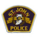 St. John Police Department, Indiana