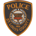St. Louis County Police Department, Missouri