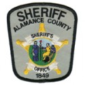 Alamance County Sheriff's Office, North Carolina