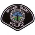 Bosque Farms Police Department, New Mexico