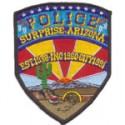 Surprise Police Department, Arizona