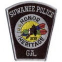 Suwanee Police Department, Georgia
