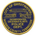 Sweetwater Police Department, Tennessee