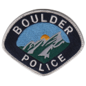 Boulder Police Department, Colorado