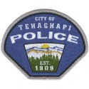 Tehachapi Police Department, California