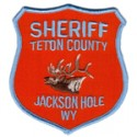 Teton County Sheriff's Office, Wyoming