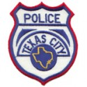 Texas City Police Department, Texas