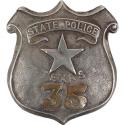 Texas State Police, Texas