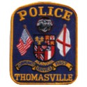 Thomasville Police Department, Alabama