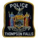 Thompson Falls Police Department, Montana