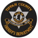 Tippah County Sheriff's Department, Mississippi