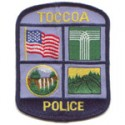 Toccoa Police Department, Georgia