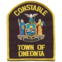 Oneonta Town Constable's Office, New York
