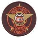 Towns County Sheriff's Office, Georgia