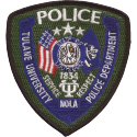Tulane University Police Department, Louisiana