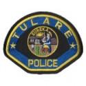 Tulare Police Department, California