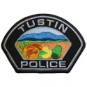 Tustin Police Department, California