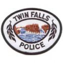 Twin Falls Police Department, Idaho