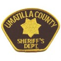 Umatilla County Sheriff's Department, Oregon