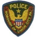 Union City Police Department, Pennsylvania