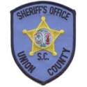 Union County Sheriff's Office, South Carolina